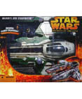 Anakin Jedi Starfighter Revenge of the Sith with Action Figure