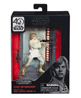 Luke Skywalker Titanium The Black Series 3.75""