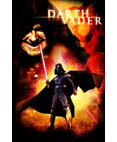 Darth Vader and Emperor Poster 12 inch by 18 inches