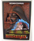 Revenge of the Jedi 3D mini poster
