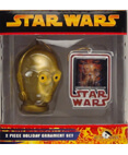 C-3PO - 2 Piece Holiday Ornament Set