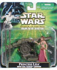 Princess Leia w/ Sail Barge Cannon