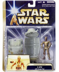 C-3PO with Escape Pod