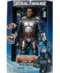 Attack of the Clones Electronic Battling Jango Fett