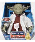Ask Yoda - Electronic - Ask you will, a yes or no question