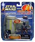 Jango Fett - Kamino Showdown Flying Jet Backpack Action
