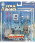 Hoth Survival Accessory Set with Rebel Soldier Action Figure