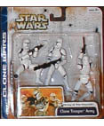 Clone Trooper Army - Army of the Republic - White
