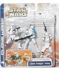 Clone Trooper Army - Army of the Republic - Blue