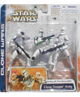 Clone Trooper Army - Army of the Republic - Green