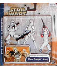 Clone Trooper Army - Army of the Republic - Red