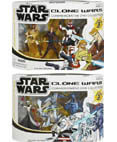 Clone Wars Commemorative DVD Collection Set of 2