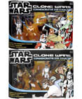 Clone Wars 2 Commemorative DVD Collection Set of 2