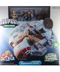 Millennium Falcon - Galactic Heroes - Release date 2004 version