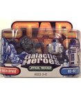 Super Battle Droid & R2-D2 Galactic Heroes Wave 6