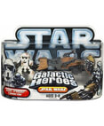 Scout Trooper & Speeder Bike Galactic Heroes Wave 8