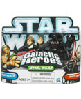 Luke Skywalker (Bespin) & Darth Vader Galactic Heroes Wave 26