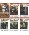 Set of 6 TV Guide Episode 3 Covers