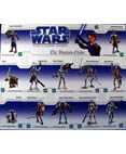 The Boston Globe The Clone Wars Cards