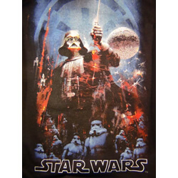 Star Wars Imperial T-Shirt (X-Large)