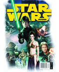 Star Wars Insider Issue #143 Comic Store Exclusive (NON-MINT)
