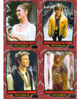 Topps Star Wars Celebration VI Promo Card Set