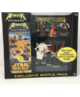 Exclusive Battle Pack - Battle Masters Figure - Attacktix
