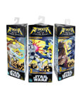 Attacktix Series 3 - Set of 30 Figures Plus Bonus 15 Silver base