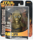 C-3PO Super Deformed - E3 Package