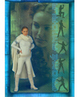 Attack of the Clones Prismatic Foil Card #5 of 8 - Padme Amidala