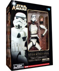 Stormtrooper ArtFX Statue - Classic Series with Luke Head
