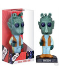 Greedo Bobble-Head - 30th Anniversary packaging