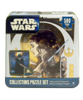 Collectors Puzzle Set - Vader & Queen Amidala