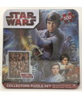 Collectors Puzzle Set - 500 Foil Empire & 300 Poster Puzzle