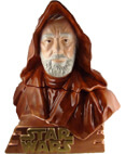 Limited Edition Obi-Wan Kenobi Cookie Jar #312