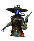 The Clone Wars Cad Bane Vinyl Bust Bank