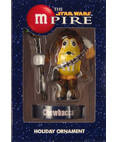 The Star Wars Mpire Holiday Ornament - Chewbacca