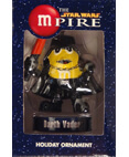 The Star Wars Mpire Holiday Ornament - Darth Vader