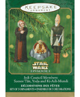 Hallmark: Jedi Council Miniature Keepsake Ornaments