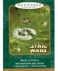Hallmark: Battle of Naboo Miniature Keepsake Ornaments