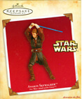 Hallmark: Anakin Skywalker (AOTC) Keepsake Ornaments