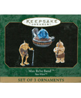 Hallmark: Max Rebo Band Keepsake Ornament
