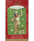 Hallmark: Anakin Skywalker - Podracing outfit Keepsake Ornament