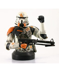 Airborne Trooper Collectible Mini Bust Exclusive