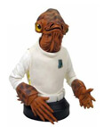 Admiral Ackbar Collectible Mini Bust