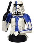 Stormtrooper Commander Collectible Mini Bust The Force Unleashed