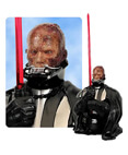 Darth Vader Anakin reveal Collectible Bust EE Exclusive