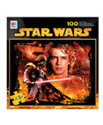 Revenge of the Sith 100 Puzzle - Darth Vader