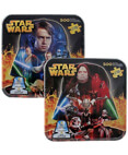 Revenge of the Sith 500 Puzzle - Collector's Tin 2 Sided