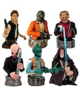 Star Wars Bust-Ups Series 6 - Mos Eisley Cantina set of 6